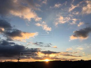 良い夜明けだの写真・画像素材[937907]