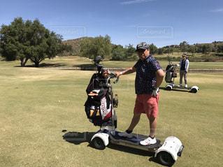ゴルフの写真・画像素材[652542]