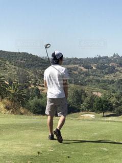 ゴルフの写真・画像素材[652543]