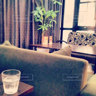 カフェの写真・画像素材[644504]