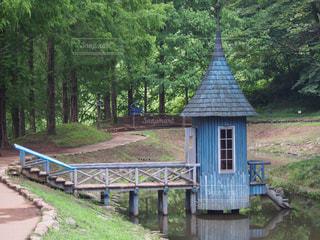 公園の写真・画像素材[663207]