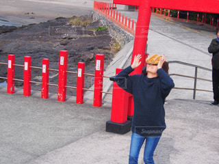 釜蓋神社の写真・画像素材[1132752]
