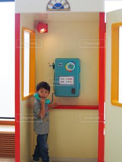 公衆電話の写真・画像素材[1134821]