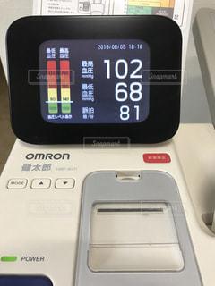 血圧計の写真・画像素材[1231373]
