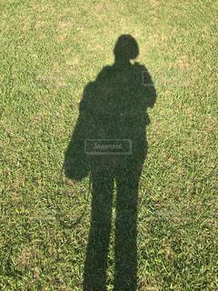 人影の写真・画像素材[1231592]