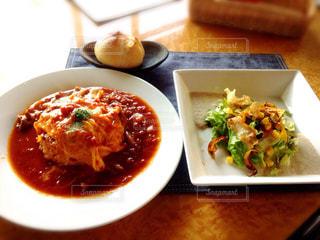 食事の写真・画像素材[689300]