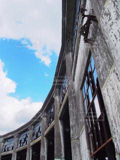機関車庫の写真・画像素材[780496]
