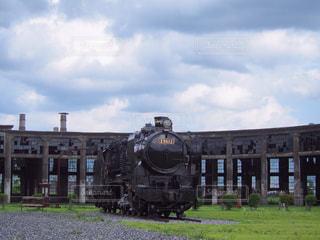 機関車庫の写真・画像素材[780498]