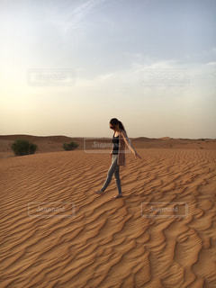 砂漠の写真・画像素材[646829]