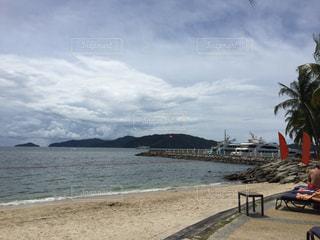 ビーチの写真・画像素材[647010]