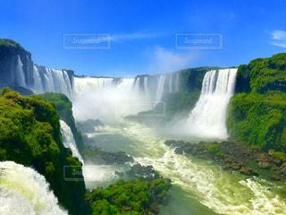 大きな滝 - No.984163