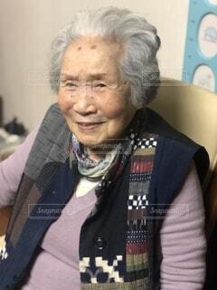 95歳の写真・画像素材[4088400]