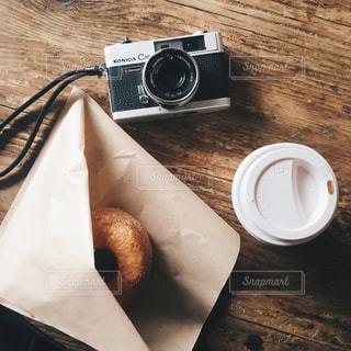 カフェの写真・画像素材[648598]