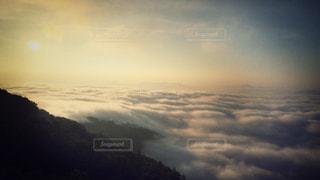 一面に広がる雲海の写真・画像素材[913492]