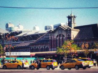 レトロな旧駅舎の写真・画像素材[951848]