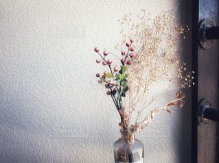 花瓶の花の写真・画像素材[989298]