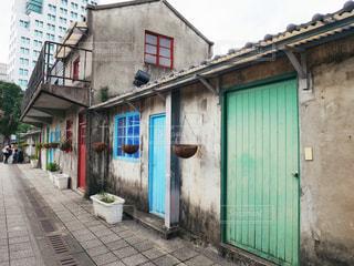 四四南村/台北の写真・画像素材[1173032]
