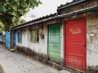 四四南村/台北の写真・画像素材[1173049]