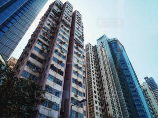 高層ビルの景色の写真・画像素材[1205317]