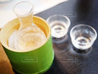 冷酒の写真・画像素材[1310071]