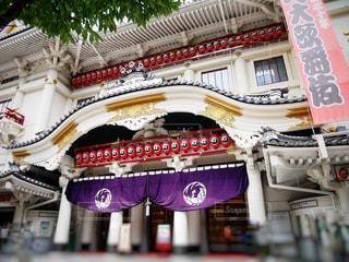 歌舞伎座の写真・画像素材[1386787]