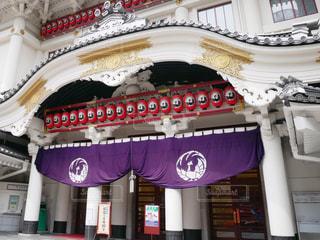 歌舞伎座の写真・画像素材[1386788]