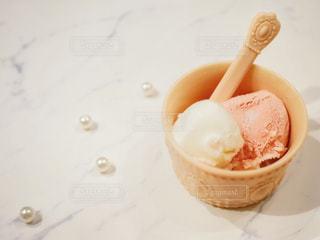 アイスクリームの写真・画像素材[1440073]
