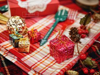 クリスマスパーティーの写真・画像素材[1653331]