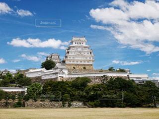 姫路城の写真・画像素材[1669173]