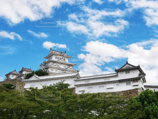 姫路城の写真・画像素材[1669174]