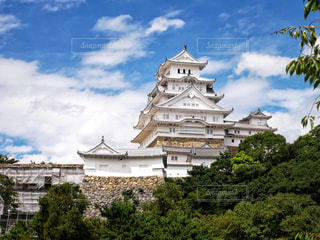 姫路城の写真・画像素材[1669180]