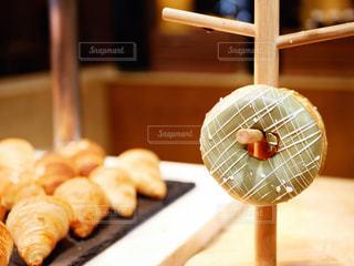 ドーナツとパンの写真・画像素材[1843627]
