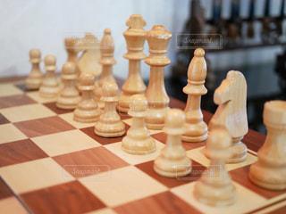 チェスの写真・画像素材[1843628]