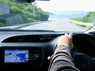ドライブの写真・画像素材[2006815]