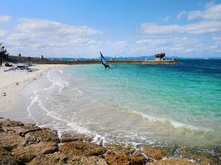 綺麗な海の写真・画像素材[2006816]