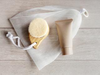 洗顔セットの写真・画像素材[2057208]