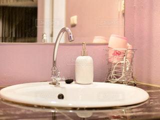 洗面台の写真・画像素材[2218362]