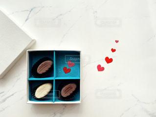 チョコレートの写真・画像素材[2951349]