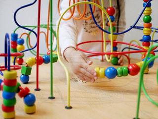 おもちゃのクローズアップの写真・画像素材[3021879]