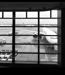 空港、飛行機、バカンス、旅行、海外旅行の写真・画像素材[656351]