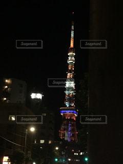 東京タワーの写真・画像素材[651641]