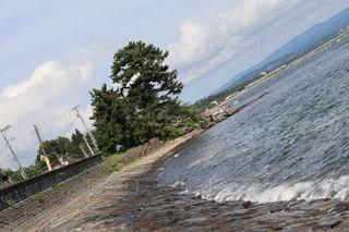 雨晴海岸の写真・画像素材[652205]