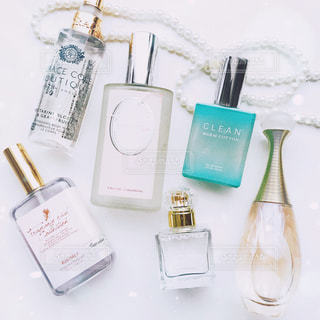 香水の写真・画像素材[650614]