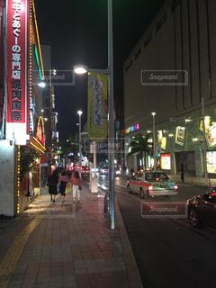 夜の写真・画像素材[650772]