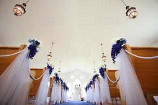 結婚式の写真・画像素材[697748]