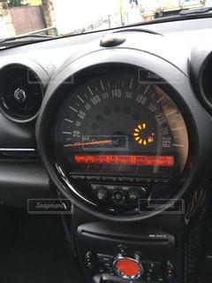 車のコックピットの写真・画像素材[1296892]