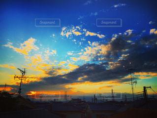 空の写真・画像素材[653859]