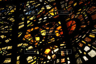 ステンドガラスの写真・画像素材[654699]