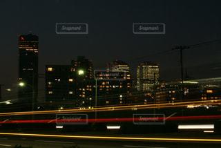 夜景の写真・画像素材[661479]