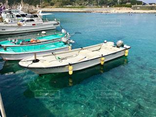 接岸したボート - No.760910
